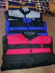 Sleeveless Winter Jackets
