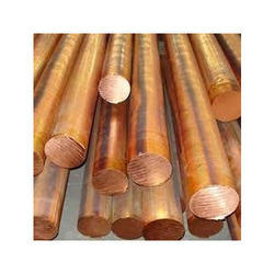 EC Grade Copper Rods