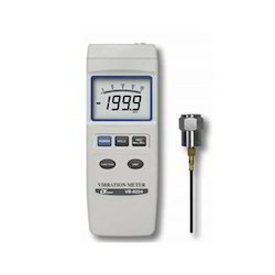 LCD Vibration Meter