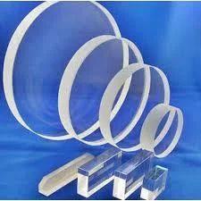 Quartz Glass Disc