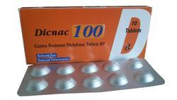 Gastric Resistant Diclofenac Tabs