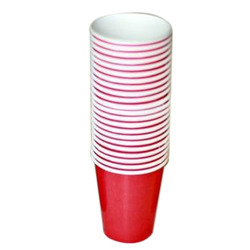 Red Paper Cup