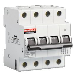 Havells Electric MCB