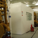 Operator Sound Proof Cabin for Power Plants
