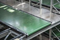 Packing Conveyor Belt, 8 Newton Per Sq Mm, Belt Thickness: 2 & 3 mm