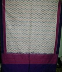 Cotton Casual Wear Ikat Stoles