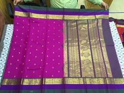 Chettinad Cotton Sarees