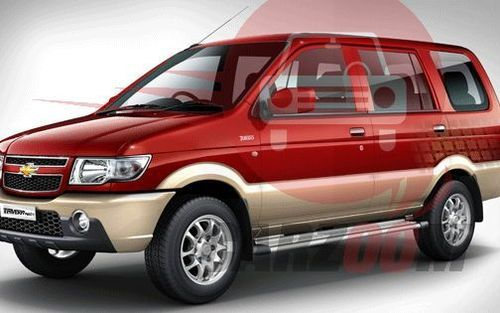9 Seater Tavera & 8 Seater Tavera On Rent In Mumbai in ...