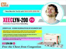 Acebrophylline 200 mg PR 10x10 Alu Alu Tablet