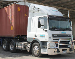 Refrigerated Container Transportation Service