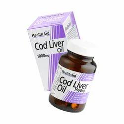 Health Aid Cod Liver Oil Capsule