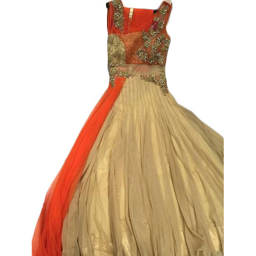 cb0ac76ee2a Ladies Net Gowns - Stylish Net Gown Manufacturer from Delhi