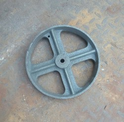 Industrial coffee table wheel