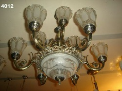 Stylish 12 Light Vintage Chandilier
