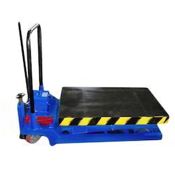 Loading Scissor Lift