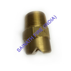 Flat Spray Brass Nozzle