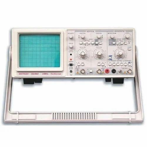 Analog Oscilloscope, एनालॉग ओसिलोस्कोप in Bhoiguda, Secunderabad ,  Physitech Electronics   ID: 2368197597
