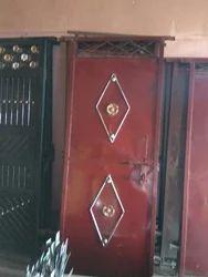 Iron Single Door