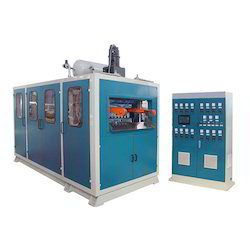 Thermoforming Glass Making Machine