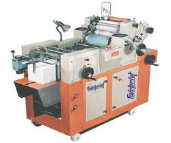 Single Color Printing Machine