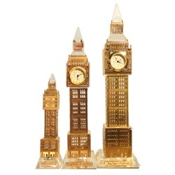 Gold Plated London Big Ben