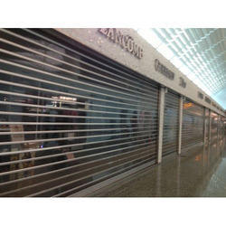 Motorized Polycarbonate Shutter