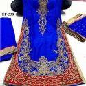 Hand Embroidery Punjabi Suit