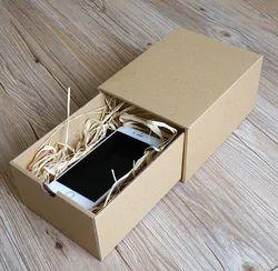 Mobile Cardboard Packaging Box