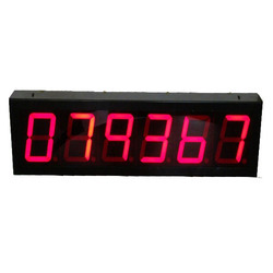 Time Totalizer 4 Inch Display Digital Timer