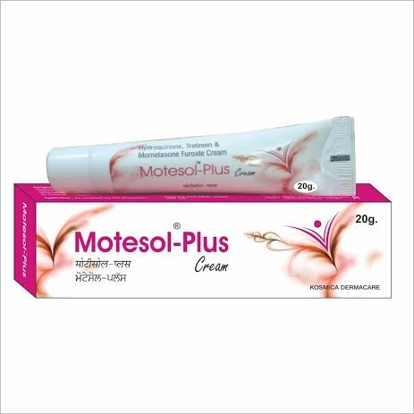 Motesol Plus Cream