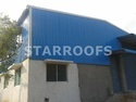 Material Godown Roofing Shed