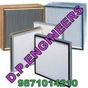 Square HEPA Filters
