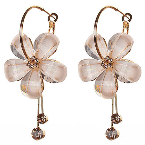 gqbnnbgl com amazon cap earrings womens peach jewelry women panacea s gold fringe drop dp