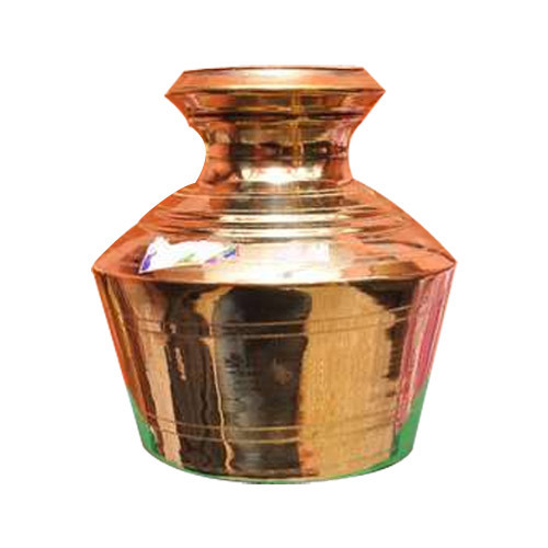 Divine Products Pure Copper Kalasam Exporter From Chennai