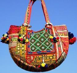Antique Banjara Hobo Bag