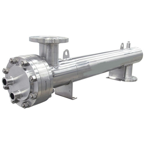 Steel Shell And Tube Heating