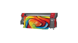 Konica Head Solvent Printer