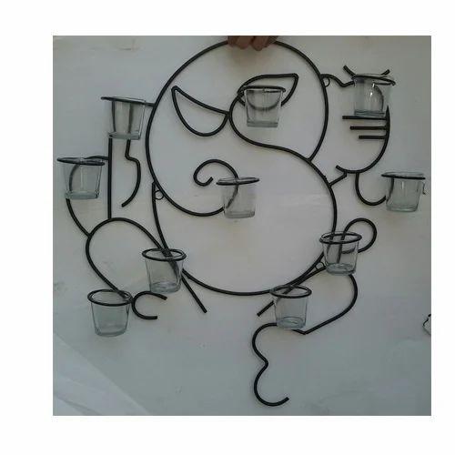 Decoration Wrought Iron Wall Decor