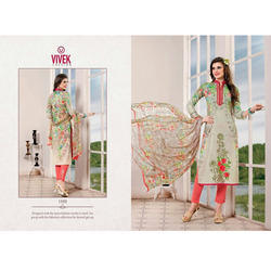 Embroidered Ladies Salwar Suits