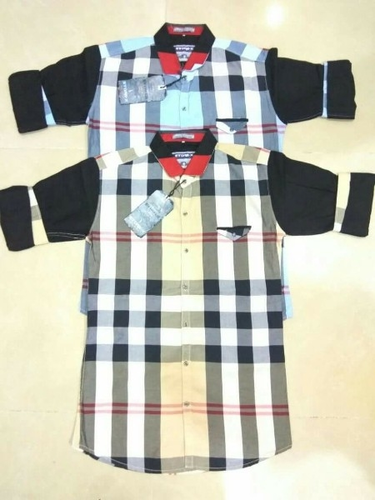 Plain Shirt & Black And White Shirt Manufacturer from Ahmedabad