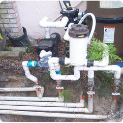 Swimming Pool Pipe Fitting Service