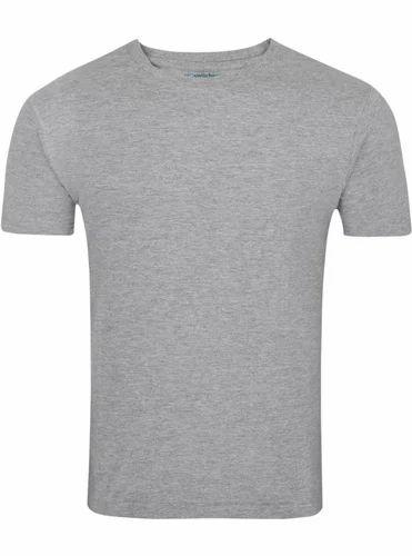 dfcb2139fac Mens Round Neck Plain T-Shirt at Rs 149  piece