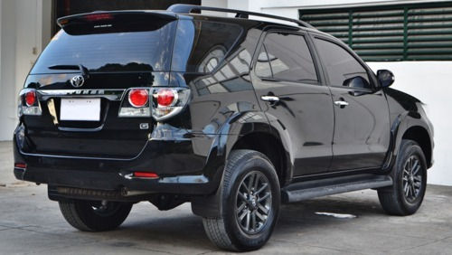 Bullet Proof Toyota Fortuner N E W S Safety Solutions