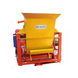 Block Making Machine[