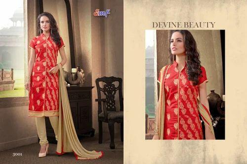 f8d81db06 Fancy Churidar Salwar Suits at Rs 395  piece