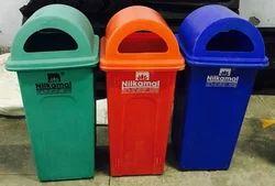 80 Liter Waste Bins