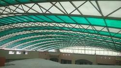 Fiber Glass Roof Sheets