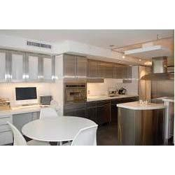 Manufacturer of Steel Kitchens & Laminated Kitchen Cabinets by Ak ...