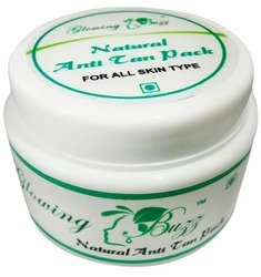 Glowing Buzz Anti Tan Pack, Pack Size: 30 g