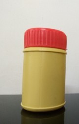 Plastic Ayurvedic Bottle 50ml
